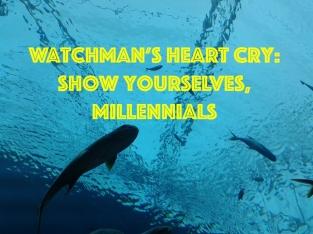 millennial cry