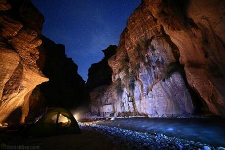 wadi of zered