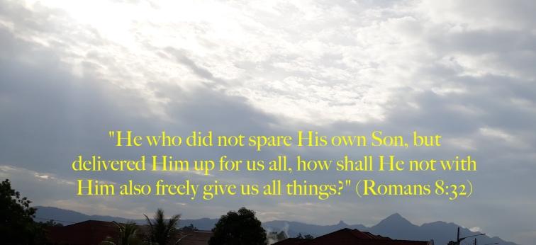 Romans 8-32
