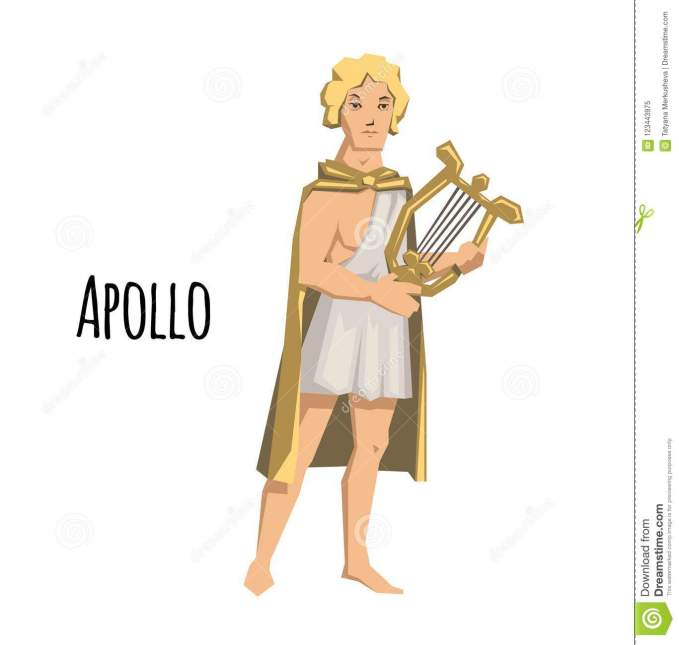 apollo and lyre