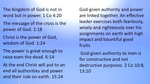 authorityandpower