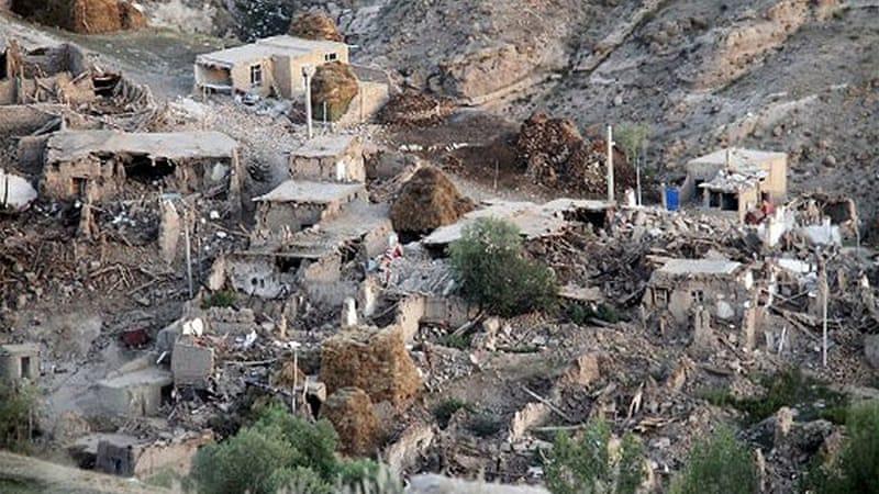 Iran earthquake2012812